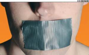 Mouth muzzle