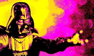 Darth Vader as a Dad