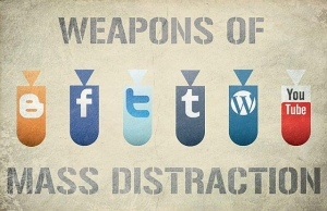 Weapons of Mass Distraction_Birger King