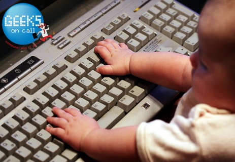 Child's Play_Computer_Geeks on Call
