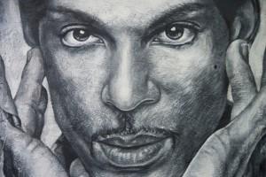 Prince painted portrait_thierry ehrmann