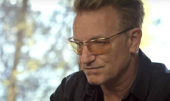 Bono on faith that is honest