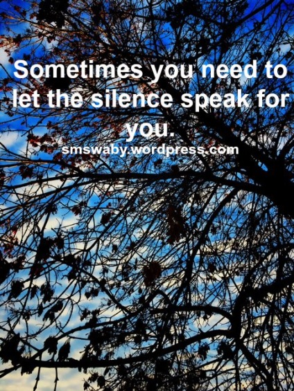 let-the-silence-speak-for-you_poster