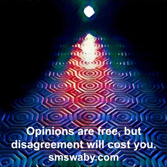 disagreements-will-cost-you_poster