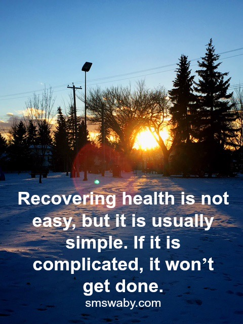 recovery-is-a-simple-path_poster