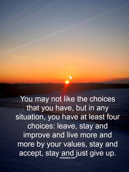 the-four-choices-that-will-change-your-life_poster