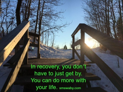 in-recovery-you-can-do-more-with-your-life_poster
