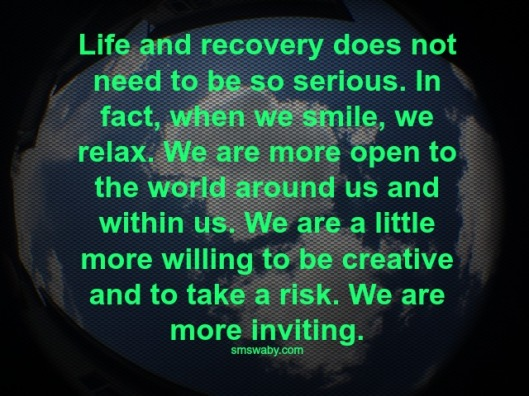 recovery-is-important-but-no-one-says-that-you-need-to-be-so-serious_poster