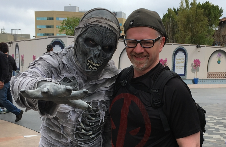 Me and Zombie 4